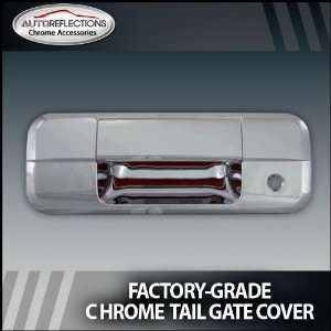 2007 2012 Toyota Tundra Chrome Tail Gate Handle Cover