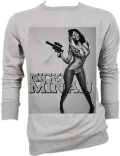 Nicki Minaj Friday Lil wayne Rap Sweater Jacket S,M,L