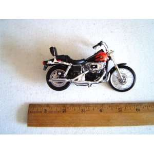 1980 FXWG Wide Glide Harley Davidson Cycles Toys & Games