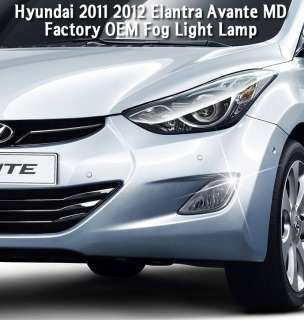 md oem fog light lamp assembly genuine factory oem parts left right