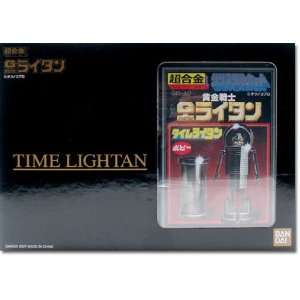 Soul of Chogokin Lightan Time Action Figure Toys & Games