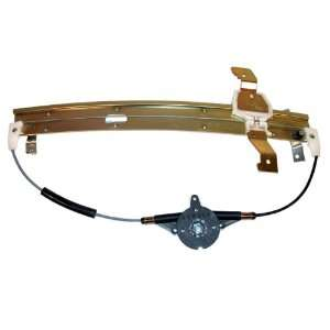 90 93 Lincoln Town Car Front Power Window Regulator LH Automotive