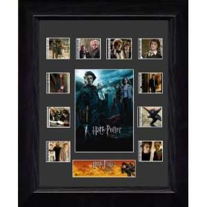 Harry Potter and the Goblet of Fire Framed Mini Montage Film Cell