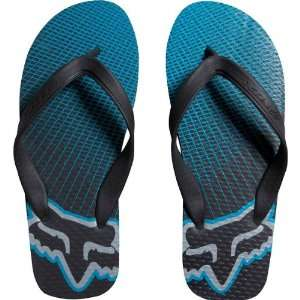 Fox Racing Platinum Flip Flop Mens Sandal Casual Wear