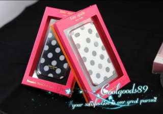 New Kate Spade Premium HardShell Case for Apple iPhone 4G/4S