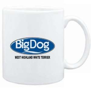 BIG DOG  West Highland White Terrier  Dogs