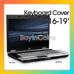 Laptop Notebook Keyboard Cover Skin Protector 16 19