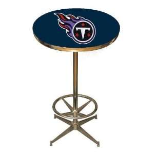 Titans NFL 40in Pub Table Home/Bar Game Room