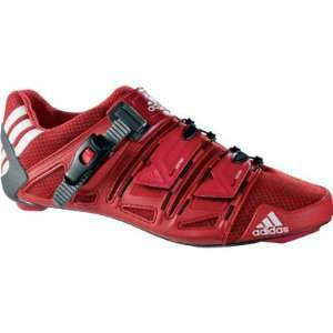 adiStar Ultra Road Cycling Shoe   Virtual Red/White