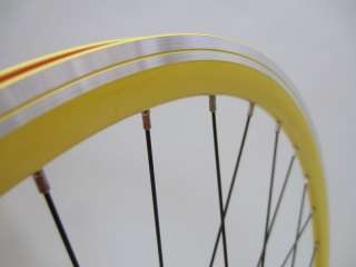 NEW Z.L. COMP COLORED TRACK/ FIXED GEAR WHEELSET 700C NO DECALS