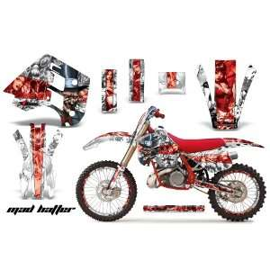 Amr Racing KTM C8 Mx Dirt Bike Graphic Kit   1990 1992 Mad Hatter