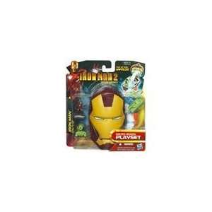 Iron Man 2 Micro Head Mark Iii Micro Heads Playset Toys