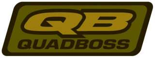 Quadboss Tie Rod end Upgrade Kit Yamaha Raptor YFZ450 YFM660R YFM700R