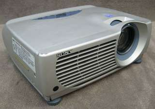 Sony VPL PX15 LCD Home Theater Projector Video Movie