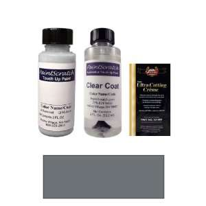 Oz. Dolomite Gray Metallic Paint Bottle Kit for 1980 Audi All Models
