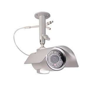 Outdoor IR Night Vision Security Color Camera with 60 ft