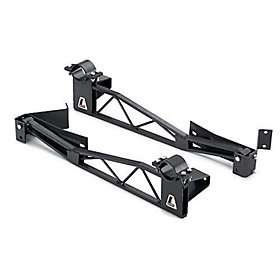Traction Bars NEW SET OF 2 DIRECT FIT Rear Pair F85 CAR