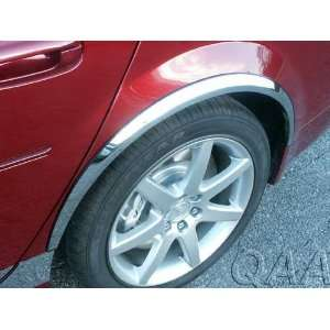 2003 2007 Cadillac CTS 4pc Wheel Well / Fender Trim