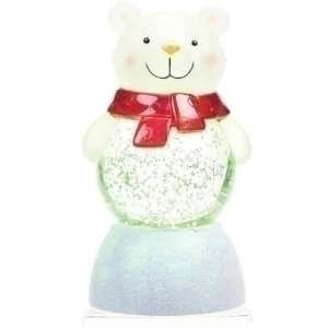 Glitter Buddies Christmas Holiday Teddy Bear Figures