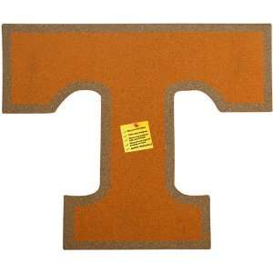 Tennessee Volunteers Team Logo Cork Board Sports