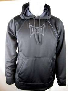 TAPOUT PRO TECH FLEECE PULLOVER HOODIE BLACK XL