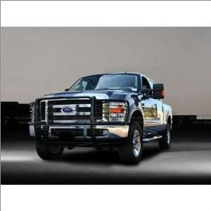 Black Horse Stainless Steel Nerf Bars 99 09 Ford F 250