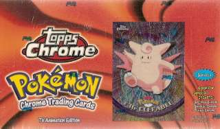 POKEMON SUPER PREMIUM CHROME TRADING CARDS SEALED BOX