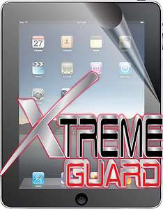 XtremeGUARD Apple IPAD 1st Gen Screen Protector Shield 640522016396