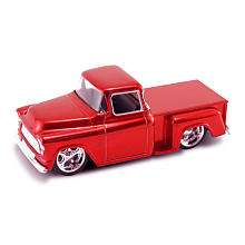 Scale Die Cast Vehicle   1955 Chevy Stepside   Jada Toys