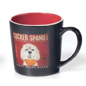 Demdeco Dogs Rock Cocker Spaniel Dog Coffee Tea Mug