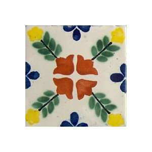 Mexican Talavera Tile   40 4x4 Hand Painted Tiles