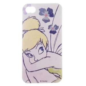 iPhone 4 4G 4S Disney Tinkerbell TPU SILICONE RUBBER SKIN BACK CASE