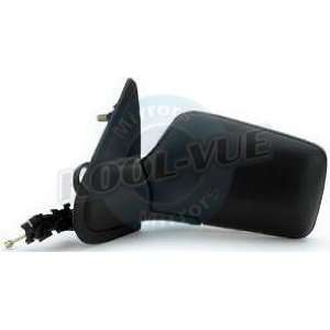 Kool Vue VW15L Manual Remote Driver Side Mirror Assembly