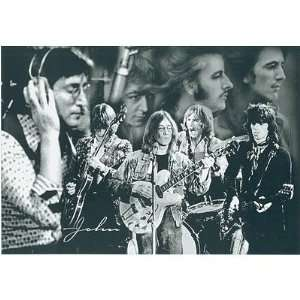 The Beatles (Group Collage with Keith Richards) Music