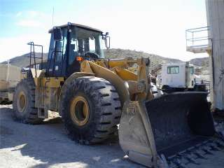 2005 CATERPILLAR CAT 966G SERIES II WHEEL LOADER