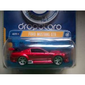 Hot Wheels Dropstars Red Ford Mustang GTR  Toys & Games