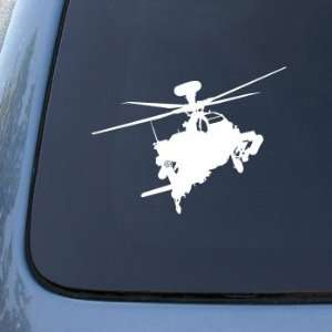 Apache AH 64 Attack Helicopter   Car, Truck, Notebook, Vinyl Decal