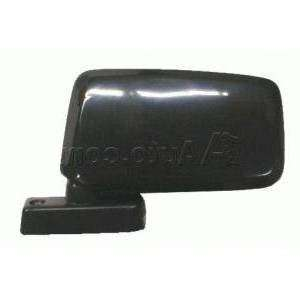 83 84 85 86 Nissan 720 Pickup Black MAN SIDE MIRROR LH Automotive