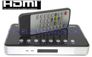 HDMI Media Player MMC/SD/USB Flash Drive AVI DVD HDTV