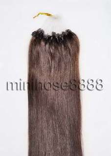 100S 26 Loop/Micro Rings Hair Extensions #02, 80g
