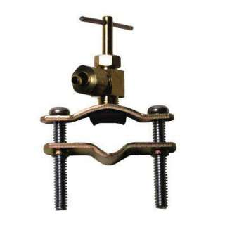 Chrome Plated Brass Self Tapping Saddle Valve A 50