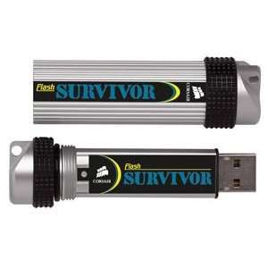 CORSAIR, Corsair 32GB Survivor USB 2.0 Flash Drive (Catalog Category
