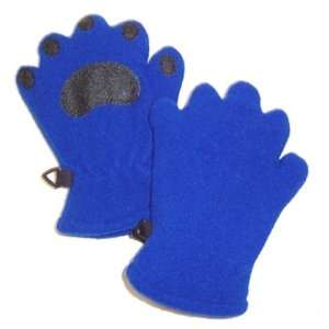 Infant/Toddler Blue Cobalt Mittens Baby