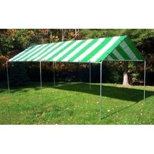 Harpster 10 x 20 ft Standard Tubing Canopy Patio, Lawn & Garden