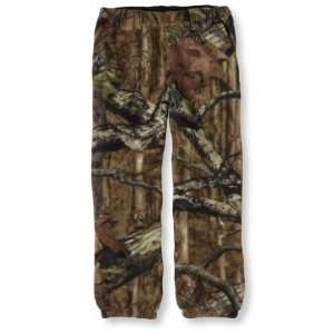 Hunters Trail Model Fleece Pants Camouflage Kids