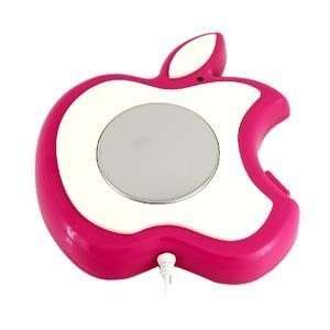 New Apple shaped USB Cup Warmer for Keeping Coffee/Tea