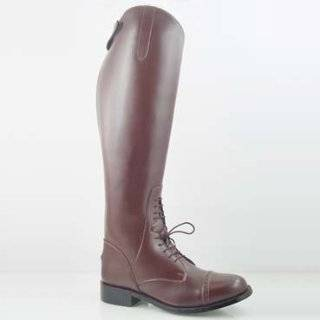 Victory Ladies Field Boots tall english riding Black Shoes
