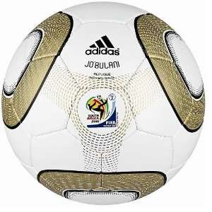 adidas World Cup 2010 Final Repliqué Soccer Ball  Sports
