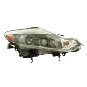 OE Replacement Nissan/Datsun Murano Passenger Side Headlight Assembly