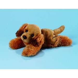 Golden Retriever Dog 7.5 Long Classics Beanie Plush